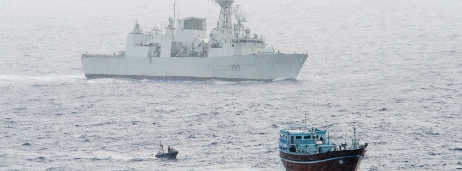 DRDC's new software allows the Canadian Armed Forces to detect potentially unfriendly vessels and deploy military assets to investigate much more effectively.