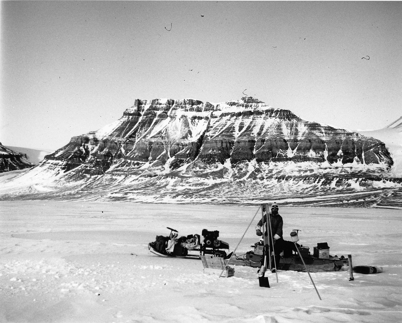 Defence Research and Development Canada (DRDC) has been conducting research at Alert and in the High Arctic for the past 60 years. DRDC Archive