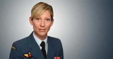 Major Catherine Marchetti